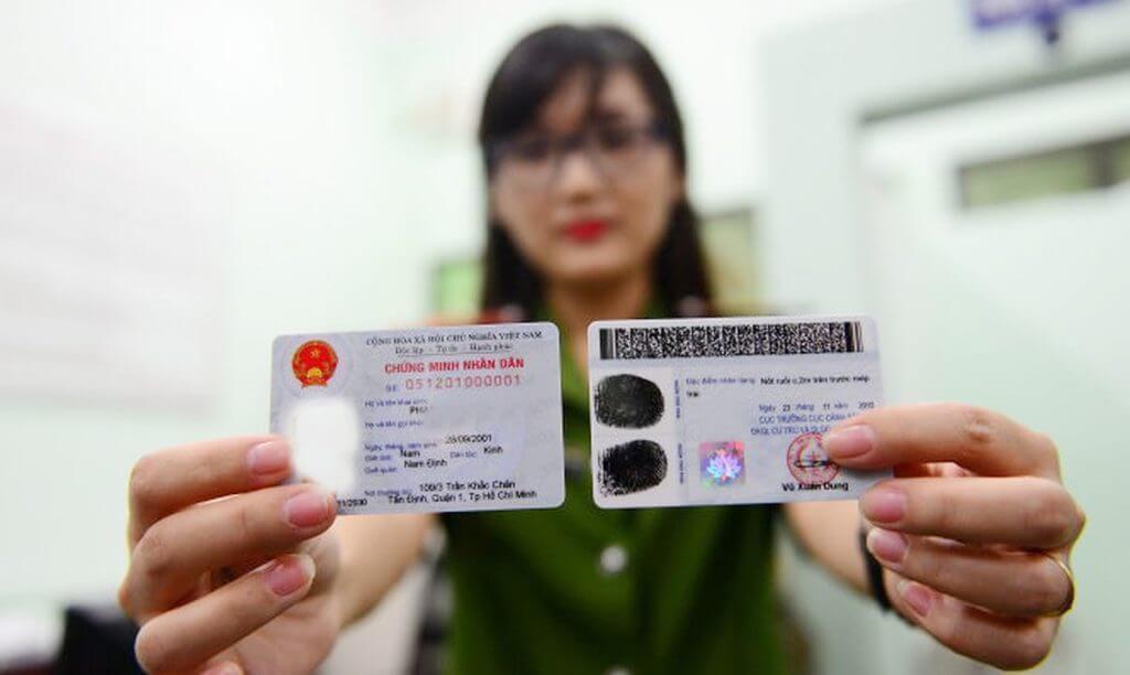 CMND sẽ được thay thế bằng thẻ CCCD trong thời gian tới