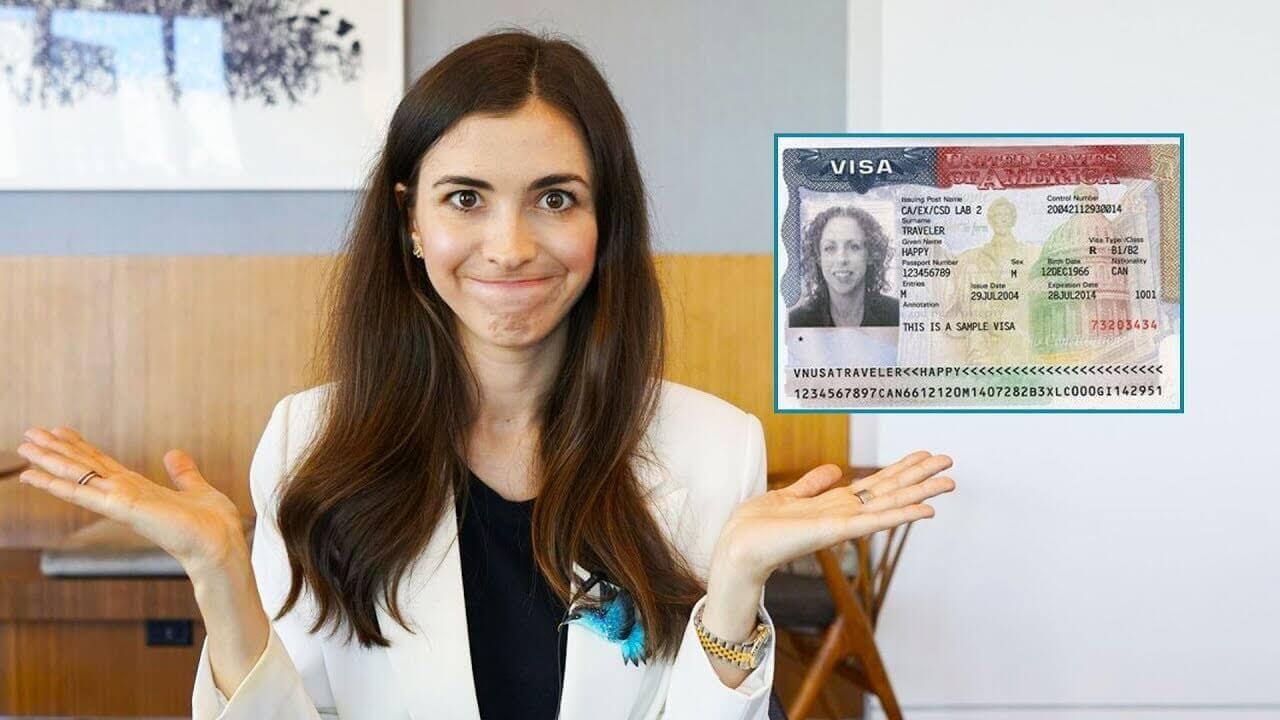 Thủ tục xin visa thăm thân Mỹ mới nhất 2020
