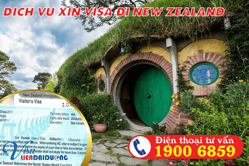 Visa đi New Zealand