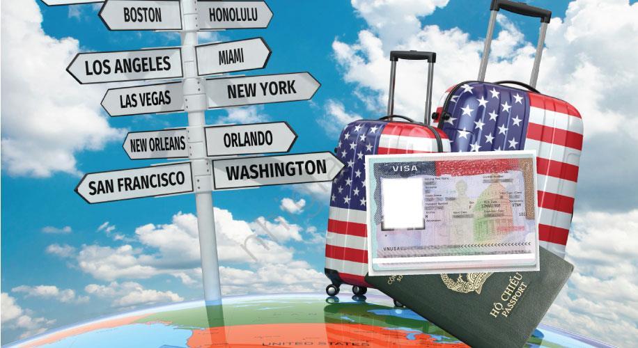 Những thắc mắc liên quan đến việc phỏng vấn visa du lịch Mỹ