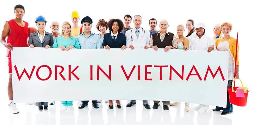 Hướng dẫn làm giấy phép lao động qua mạng cho người nước ngoài
