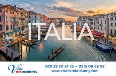 Hướng dẫn thủ tục làm visa công tác Ý