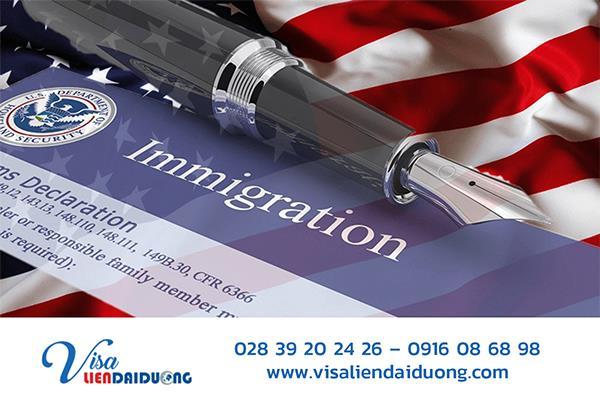 Xin visa Mỹ đi công tác cần những thủ tục gì?