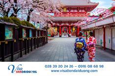 Xin visa Nhật Bản mất bao lâu? Thủ tục như thế nào?