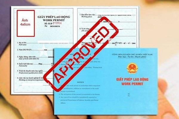 Làm giấy phép lao động cho người nước ngoài tại HCM