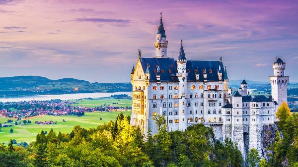 10 thành phố châu Âu đẹp nhất vào mùa thu