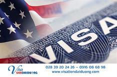 Cách điền mẫu đơn xin visa Mỹ online DS-160