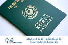 Hướng dẫn chứng minh tài chính xin visa du lịch Hàn Quốc