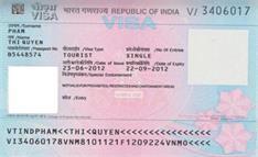 Xin visa Ấn Độ online với 7 bước đơn giản