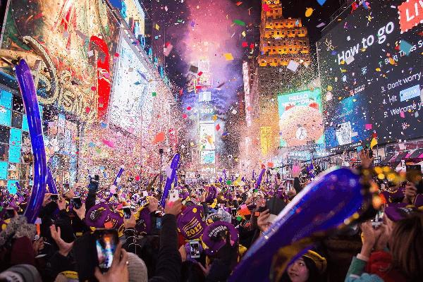 Du lịch Mỹ mùa cuối năm đón lễ Tạ Ơn, Giáng Sinh và mừng năm mới
