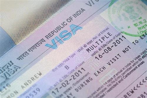 Thủ tục xin visa Ấn Độ du lịch và thăm thân