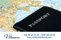 Hồ sơ xin visa Ấn Độ cần những gì?