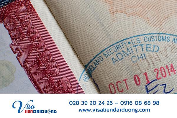 Thủ tục xin visa du lịch Mỹ kết hợp thăm thân nhân