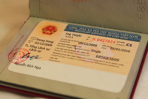 Thủ tục bảo lãnh cho thân nhân xin visa nhập cảnh Việt Nam