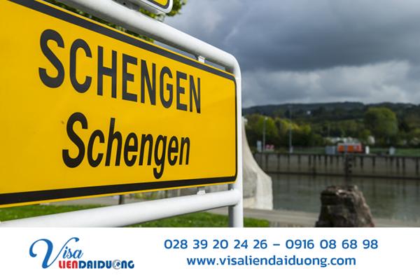 Cách điền đơn xin thị thực Schengen ngắn hạn