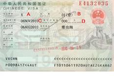 Thông tin cần biết về visa du học Trung Quốc
