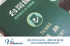 Visa Đài Loan có bao nhiêu loại?