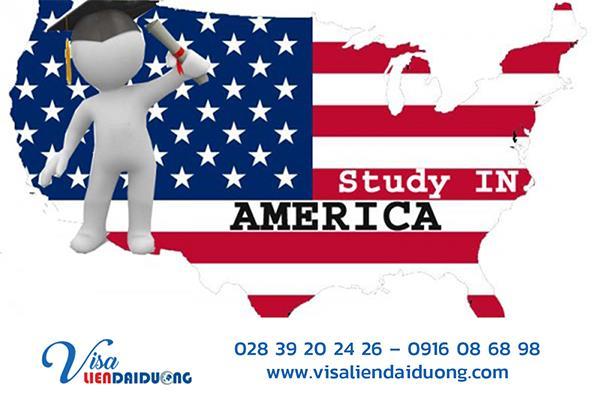 Visa du học Mỹ 2018: Những điều cần lưu ý