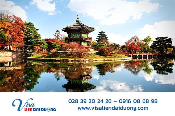 Xin visa du lịch Hàn Quốc có khó không?