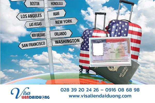 8 thắc mắc thường gặp khi xin visa du lịch Mỹ 2018