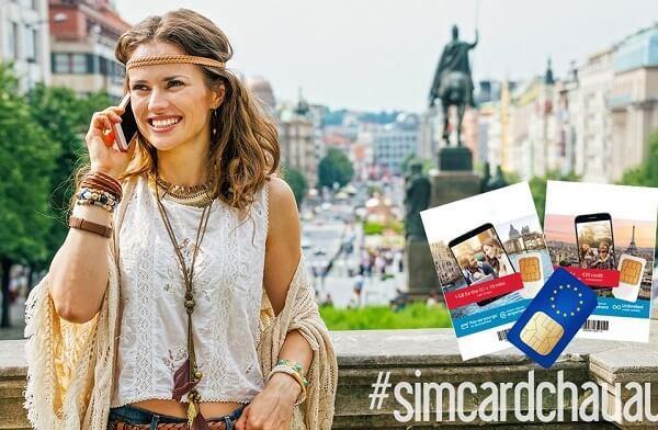 Mua SIM điện thoại nào để tiết kiệm khi du lịch Châu Âu?