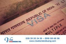 Xin Visa đi công tác Ấn Độ