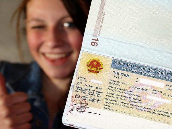 Hướng dẫn thủ tục và mẫu đơn xin visa Việt Nam