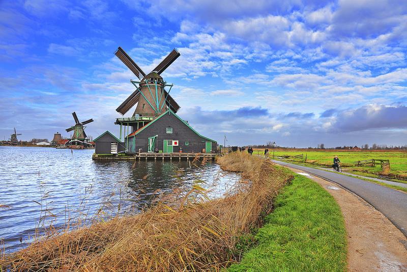 [HOT] Kinh nghiệm làm visa Schengen đi Hà Lan