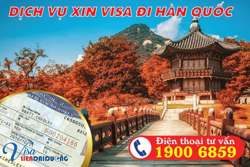 4 nguyên nhân khiến bạn trượt visa du lịch Hàn Quốc
