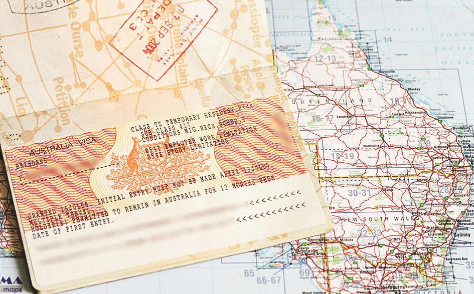 Thông tin mới nhất về visa Úc lao động kết hợp kỳ nghỉ